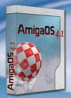 AmigaOS4.1 Box cover