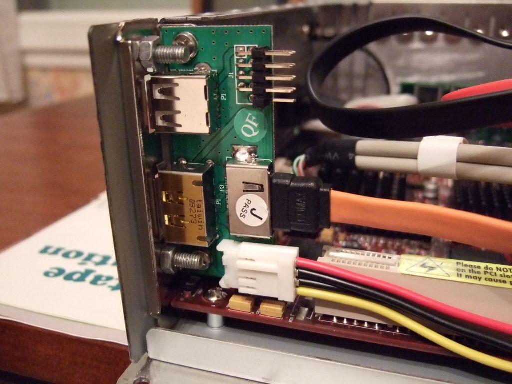Mrodfr - PowerOver-E-SATA on REDONE