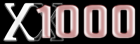 X1000 Logo